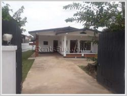 ID: 2574 - The cozy villa near M-Point mart (Phonthan) for rent