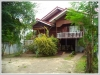 ID: 2493 - Nice lao style house in quiet area between Thai consulate and Sengdara fitness center