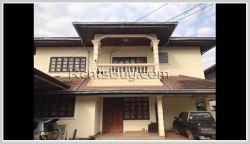 ID: 3829 - Nice house near Joma 2 (Phonthan) with fully furnished for rent