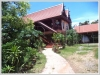 ID: 2054 - Nice house in quiet area near Lao national sport complex