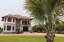 ID: 4317 - The Modern house in Ban Phakhao near National University of Laos for rent