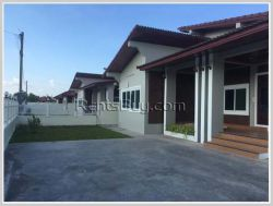 ID: 4377 - Pretty house in Ban Samketh for rent