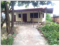 ID: 4342 - Villa near Wattay International Airport for rent in Ban Nongsanokham