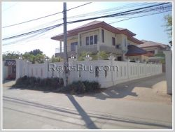 ID: 3437 - Modern house with fully furnished for rent near VIS International School.