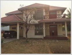 ID: 3121 - Spacious house with large shady garden for rent.