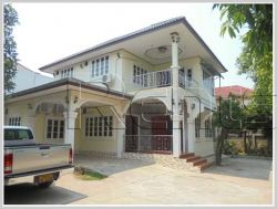 ID: 3163 - The classic house with large garden and fully furnished in town by good access for rent