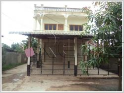 ID: 3195 - Shophouse for rent in clock tower area.l
