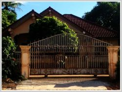 ID: 3423 - Nice villa next to concrete road with fully furnished for rent