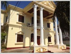 ID: 3012 - The modern house in diplomatic area for sale