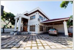 Luxury house with fully furnished in business area