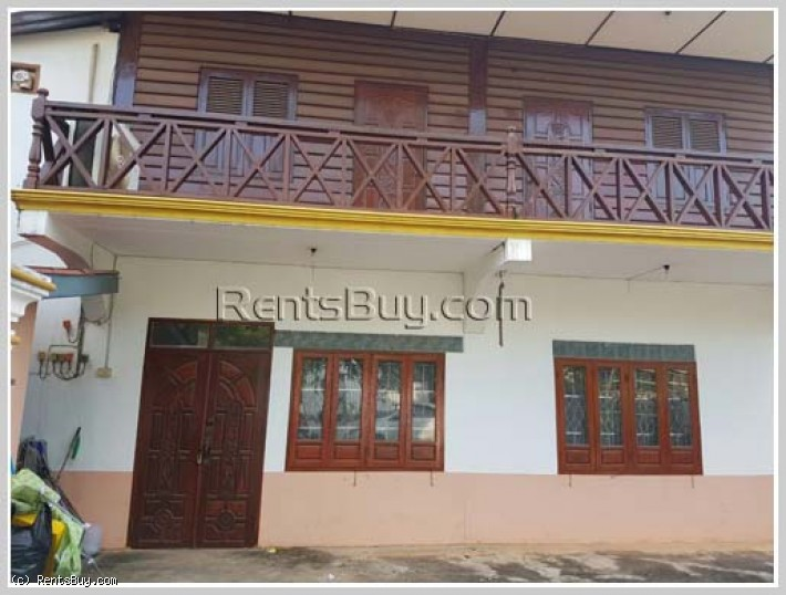 ID: 3438 - Nice house near Vientiane Centre for rent