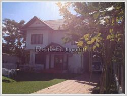 ID: 3487 - Modern house with swimming pool and fully furnished for rent