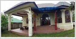 ID: 3528 - Pretty villa house with fully furnished for rent