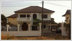 ID: 3567 - Modern house by pave road for rent near near Faculty of Law(Donnokkoum)