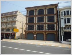 ID: 3580 - Brand new building near main road for rent