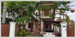 ID: 4335 - Adorable house in diplomatic area for rent in Ban Thongkang