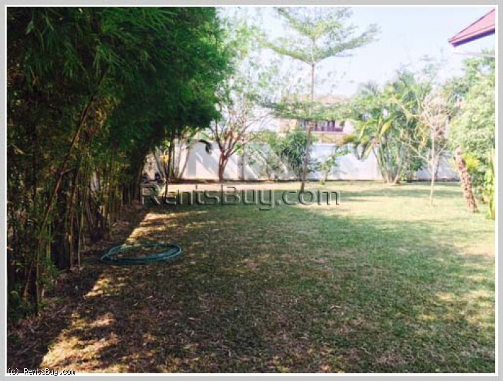 ID: 4315 - Affordable villa with large yard for rent in diplomatic area