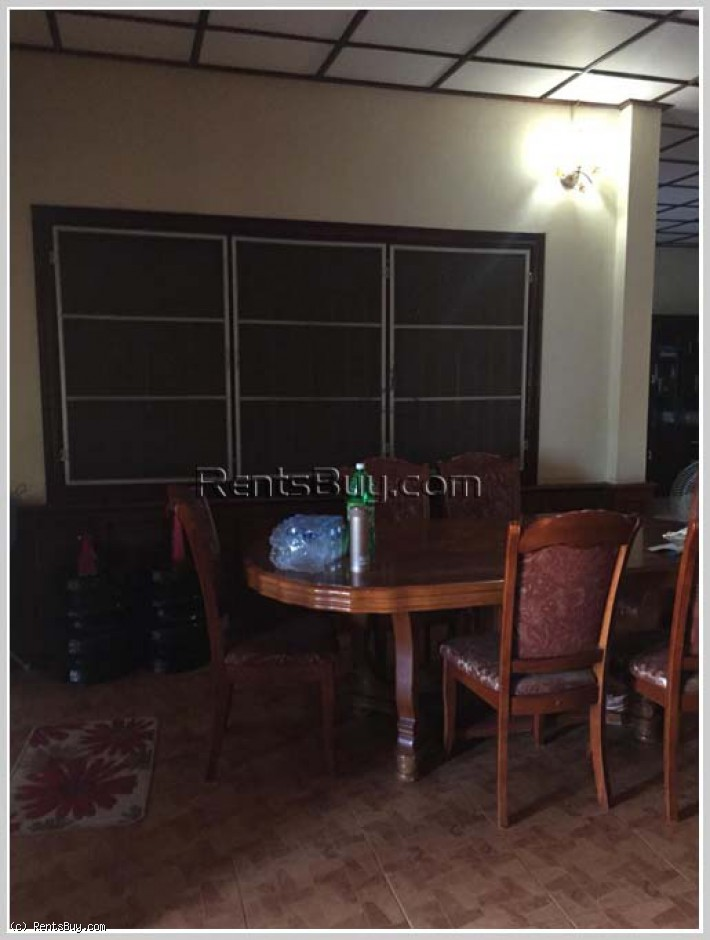 ID: 4234 - Affordable villa near Daovieng Wedding Convention Hall for rent