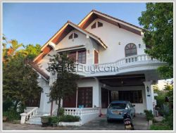 ID: 4363 - Beautiful house near Sapanthong Market for rent