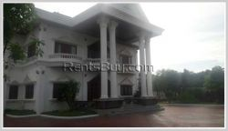 ID: 3811 - Luxury house with large garden and swimming pool for rent