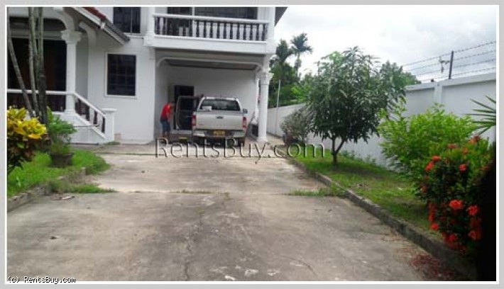 ID: 3701 - Modern house for rent in diplomatic area