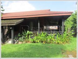 ID: 3818 - Affordable villa near Sengdara Fitness with large garden for rent