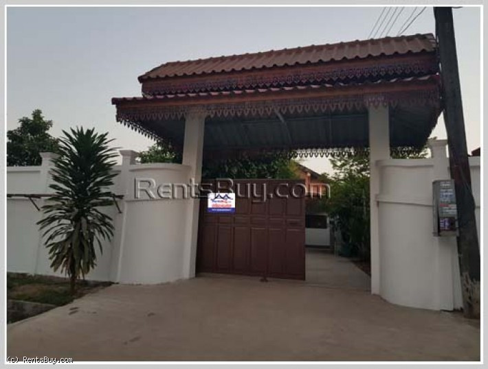 ID: 3943 - Affordable villa for family living ! House for rent in diplomatic area