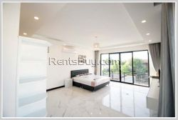 ID: 4086 - New modern house with swimming pool and nice garden for rent