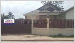 ID: 4022 - Affordable villa near main road with fully furnished for rent