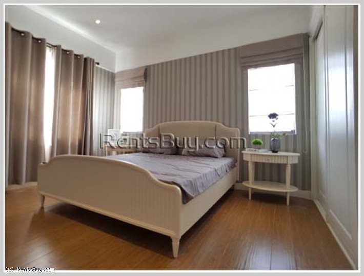 ID: 3887 - The gated modern life living in city, Nongduang Village, for rent and for sale