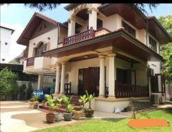 ID: 4482 - The Beautiful house near Panyathip international school for rent