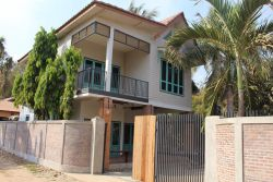 ID: 4455 - Brand new renovated two story house for rent in diplomatic area