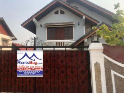 ID: 4428 - House for rent in diplomatic area