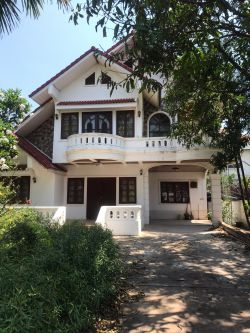 ID: 4517- Nice house near Vientiane International School for rent