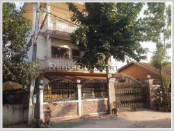 ID: 3474 - Modern house for sale in Vientiane town near Lao National Stadium