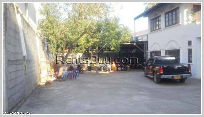 ID: 3513 - Nice house in town for sale near National Stadium 1 (Chaoanouvong Stadium)