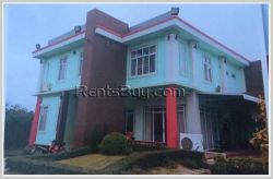 ID: 1117 - The nice house with large garden in town for sale in Chanthabouly district