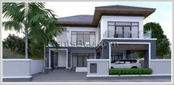 ID: 4365 - New house in Ban Thongsangnang for sale
