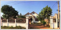 ID: 4289 - The pretty house in town for sale in Ban Nongtha