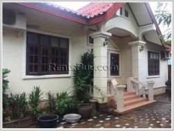 ID: 3018 - Pretty house not far from Phontong Chommany market for sale