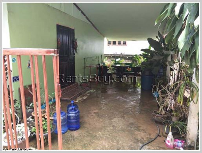 ID: 4356 - Low cost house for sale in Ban Dongphosy