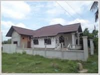 New house for sale at Somvang Village