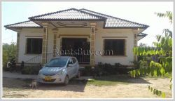 ID: 3709 - Cute villa with low price for sale in Phangheng Village, the owner need cash urgently