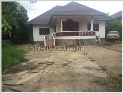 ID: 3312 - House for sale near That luang stupa