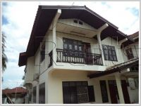 ID: 2834 - Nice house in town at Sisangvone Village for sale