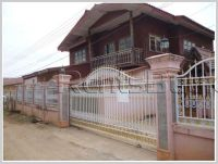 ID: 1277 - House for sale in Lao community