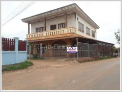 ID: 4048 - Shop house by pave road and good access for sale