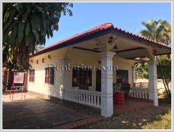 ID: 4265 - Lovely house with fully furnished near National University of Laos