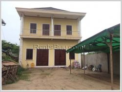 ID: 3746 - Nice house near Nongpaya market for sale in Saythany dictrict