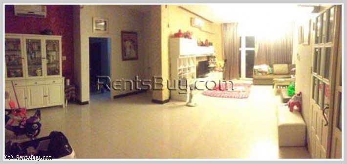 ID: 3551 - Nice house with fully furnished and swimming pool for sale
